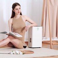 Déshumidificateur intelligent Absorbeur d'humidité Purificateur d'air ménage Mute Mute Bedroom Sous-sol Haute Déhumidification