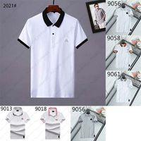 F mens polo shirt Italy Luxury brand High Quality shirts Designers Men S Clothing Size M--XXXL
