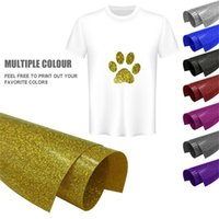 Gift Wrap DIY Clothing 20x25cm Film T-Shirt Cricut Heat Fluorescence Press Silhouette Paper Art Printing On Transfer Iron