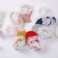 Baby Socks Infant Booties Cotton Girls Accessories Lace Spring Autumn Summer Sock Princess Cute Newborn Clothes Wear B7584