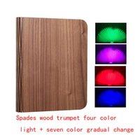 Lâmpada de mesa UV liderança recarregável livro dobrável ao ar livre para decoração / Home / Office Syeshield