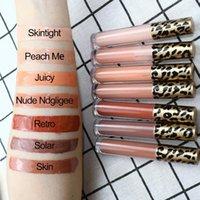 Lip Gloss Custom Private Label Moisturizing Nude High Shine Glitter Glossy Lipgloss Long Lasting Liquid Lipqick Lips Makeup Cosmetics