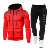 Tasarımcı Eşofman Erkek Lüks Ter Suits Sonbahar Kış Marka Erkekler Jogger Setleri Ceket + Pantolon Moda Spor Kadın Hoodie Hip Hop En Kaliteli Spor