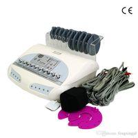 2021 Personal Rusia Wave Electrodos EMS Musticy Stimulator Machine Masaje de masaje con los mejores resultados
