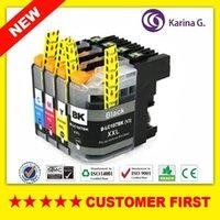 Cartucho de tinta compatible para su hermano LC107 LC105 Traje para la impresora hermano MFC- J4710DW J4610DW J4510DW J4410DW J4310DW