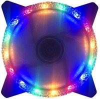 Высокое качество OEM Custom Silent LED EXTCOOL PC Case ATX 4 PINT Gaming RGB Ventilador Compute Van