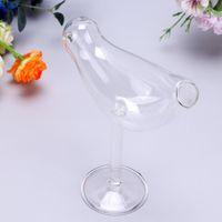 1 stück vase vogel form glas hydroponic vase blume container desktop dekoration schmückung für home hotel