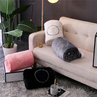 Canapé à la mode Multi uple Office Nap Couverture de voyage Tissu de haute qualité Couvertures chaudes confortables