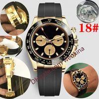 20 품질 디럭스 손목 시계 40mm 기계식 자동 시계 2813 스테인레스 스틸 다이아몬드 시계 몬트르 드 Luxe 방수 망 시계