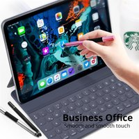 Universal 2 in 1 Stylus Pen Drawing Tablet Pens Capacitive Screen Caneta Touch Pen for Mobile Android Phone Smart Pencil Accessories