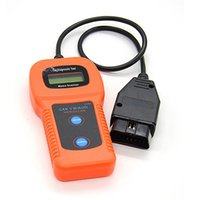 Memoscan U281 EAT CAN-BUS OBD2 OBDII Code Scanner Engine Code Reader CAN BUS Scan Tool