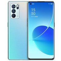 "Original Oppo Reno 6 Pro 5G Mobile Phone 12GB RAM 256GB ROM MTK Dimensity 1200 64.0MP Android 6.55"" AMOLED Full Screen Fingerprint ID Face NFC 4500mAh Smart Cell Phone"