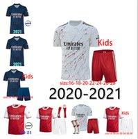مراوح لاعب نسخة أرسين لكرة القدم قميص 20 21 أعلى بيبي ساكا توماس هنري جونديزي ويليان تيرني 2020 2021 قميص كرة القدم HRFC الرجال + الفصل