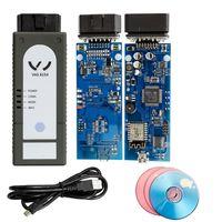 Новейшие 5.1.6 6154 Full Chip V5.1.6 WiFi 6154 OBD2 Диагностический инструмент лучше, чем 5054A OKI Полный чип