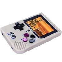 휴대용 게임 플레이어 Bittboy Playgo Version3.5 - 레트로 핸드 헬드 게임 콘솔 플레이어 진행 상황 / 적재 MicroSD 카드 외부