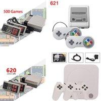 Портативные игроки игроков портативные телевизоры в 500/620 / 621 / PS1 Classic Mini Video Console поддержка AV / вывод