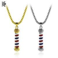 Out out bling music ожерелье микрофон кулон мужские женщины золотые цвета crystal ювелирные изделия аксессуары хип хмеля для лучшего друга