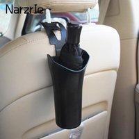 Car Organizer Umbrella Bucket Water Bottle Holder Trash 3 In 1 Multifunctional Hanging Stowing Tidying Accessories
