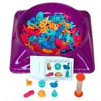 Montessori Hazine Avcılık Oyuncaklar Eğitim Mantıksal Düşünme Ebeveyn-Çocuk Erken Eğitim Aile Parti Kurulu Oyunu Çocuklar için