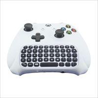Mini clavier de jeu 47 Keys 2.4g USB Wireless Chatpad Message Clavier du clavier pour le contrôleur de jeu Xbox One GamePad