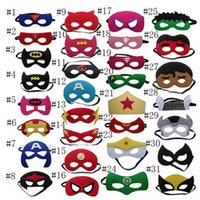 Süper Kahraman Maske Cosplay Prenses Cadılar Bayramı Noel Çocuklar Yetişkin Parti Kostümleri Maskeleri