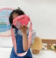 Детские роскоши бренда сумки мода милый мультфильм детская сумка детский кошелек и сумочка 5 цветов оптом
