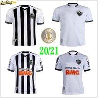 2020 New Atletico Mineiro Soccer Jerseys # 13 Auto Truck 10 R.Oliveira 9 V.chara Cazares Personalizzato 20 21 Casa Away Camicia da calcio