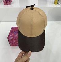 2021 diseñadores bolas gorras papá sombreros luxurys hombre para mujer cubo cucharón solhat mujeres remiendo gorros gorra de béisbol letra con alta calidad