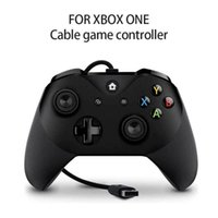 Game Controllers & Joysticks Wired USB PC Controller Gamepad For Win7 8 10 Joypad Xbox One Series S X Joystick With Dual Motor Vibration