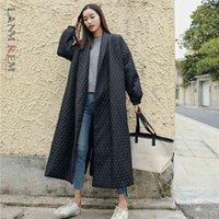 Style classique Veste pour femme en coton à la mode, noir, avec boutons de ventilation et ventilation à l'arrière, 2021