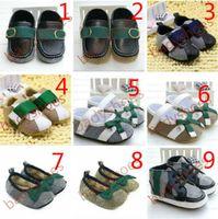아기 소녀 소년 신생아 봄 가을 아이들의 신발 클래식 스니커즈 레이스 캐주얼 신발 Prewalker 첫 번째 워커
