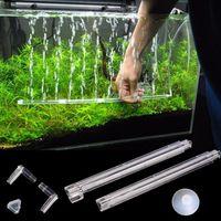 Air Pumps & Accessories Aquarium Fish Bowl Aeration Pump Sand Head Bubble Oxygen Diffuser Strip Gas Stone Mosaic Plastic