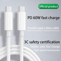 Type C Cables Quick Charge 4.0 PD Data 60W Fast Charging for MacBook Pro S11 Charger Cable