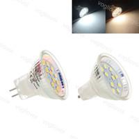 LED Bulb SMD2835 Quartz Glass 12LED 18LED AC/DC 9V-30V 80RA MR11 Replace Halogen Lamp For Crystal Chandeliers Pendant Floor Lights EUB