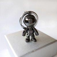 European الهيب هوب فاصل رائد الفضاء المفاتيح المفاتيح ثلاثي الأبعاد الأزياء آلة العلامة التجارية المدرسية حلية
