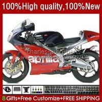 Kit carenti per Aprilia RSV250RR RS-250 RSV250 RS RSV 250 RSV-250 95-97 24No.27 Stock RED RS250RR RS250 RR 1995 1996 1997 RSV250R RS250R 95 96 97 Body moto