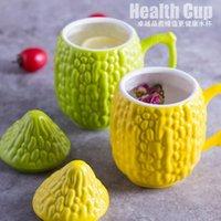 Tazze sex tendenza coppia bella ufficio creativo regalo tazza amaro gourd tazza d'acqua di caffè in ceramica