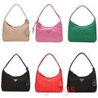 Reedição de Alta Qualidade 2000 Bolsa de Ombro Do Designer Duffle Bolsa De Couro Nylon Bolsas Famosas Senhora Carteira Crossbody Bags