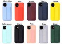 승화 블랭크 전화 케이스 아이폰 12 프로 최대 11 XR 6 7 8 플러스 삼성 A12 A02S S20FE 자기 스탠드 커버