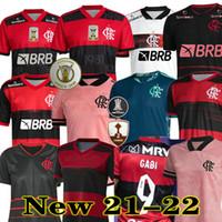 21 22 Flamengo Jersey 2021 2022 Flemish Guerrero Diego Vinicius JR maglie di calcio gabi flamengo gabriel b sport calcio uomo camicia donna