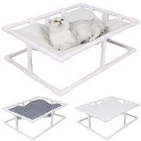 Cat Beds & Furniture Hammock March Bed Winter And Summer Dual-purpose Pet Dog Kitten High Moisture-proof Comfortable Sleeping Mattress