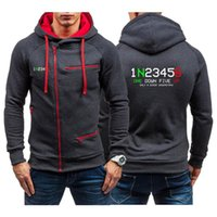 Men's Hoodies & Sweatshirts 1N23456 1 N 2 3 4 5 6 Motorcycle Motorbike 2021 Spring Print Design Casual Top Blouse Hooded
