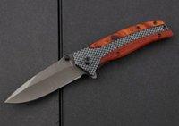 Butterfly en CUCHILLO FA13 440 Blade Pocket Cuchillo Plegable Plegable Tactical Rescate Caza Pesca EDC Herramienta de supervivencia Cuchillos A109