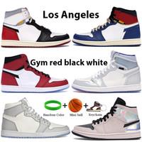 Space Jam 11 11s Chaussures de basket-ball pour hommes Concord Gamma Blue Legend Blue High Heiress XI Chaussures de sport Sneakers US 5.5-13