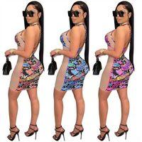 Kollu Elbiseler Bayan Elbise Artı Boyutu V Bayanlar Baskı Dantel Up Uzun Casual Bayan Elbise Boho Parti Maxi Ayak Bileği Uzunlukta Düz Vestido Beyaz Wo