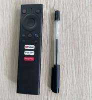 MECOOL BT صوتي التحكم عن بعد استبدال الهواء الماوس لالروبوت مربع التلفزيون KM6 KM3 KM1 KM1 KD1 ATV Google Assistant TVBox