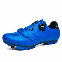 Calçados de ciclismo 2021 MTB sapatos sapatos homens mountain bike estrada luminosa bicicleta profissional ultraleve