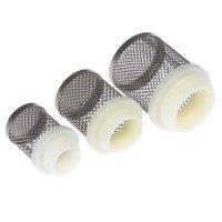 Attrezzature per annaffiatori filtro in acciaio inox filtro in acciaio inox Giardino irrigazione pompa acqua proteggere la rete del tubo flessibile