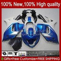 Fairings For SUZUKI KATANA stock GSXF 650 GSXF-650 GSX 650F GSX650F 08 09 10 11 12 13 14 Bodywork 18HC.4 GSX-650F pearl blue GSXF650 2008 2009 2010 2011 2012 2013 2014 Bodys