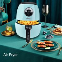Smart Air Fryer Oil-free Multifunctional Automatic Electric Fryer French Fries Machine Deep Fryer Without Oil 3L 1350W